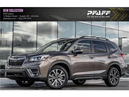 2019 Subaru Forester 2.5i Limited (Stk: S00379) in Guelph - Image 1 of 14