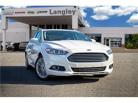2014 Ford Fusion SE (Stk: EE910550A) in Surrey - Image 1 of 23