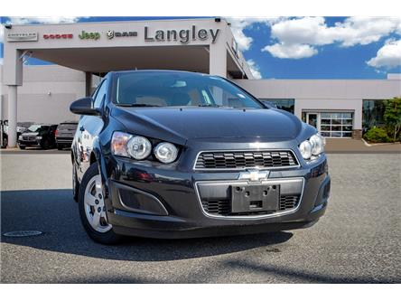 2014 Chevrolet Sonic LS Auto (Stk: EE910990A) in Surrey - Image 1 of 19