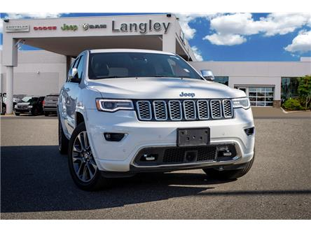 2017 Jeep Grand Cherokee Overland (Stk: K667380A) in Surrey - Image 1 of 23