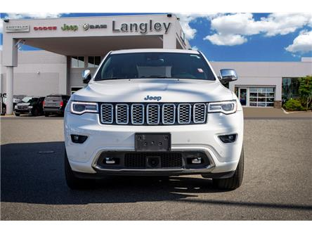 2017 Jeep Grand Cherokee Overland (Stk: K667380A) in Surrey - Image 2 of 23