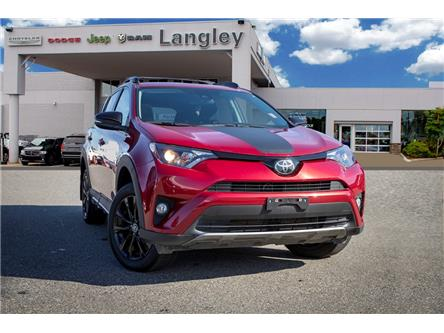 2018 Toyota RAV4 XLE (Stk: K668993A) in Surrey - Image 1 of 23