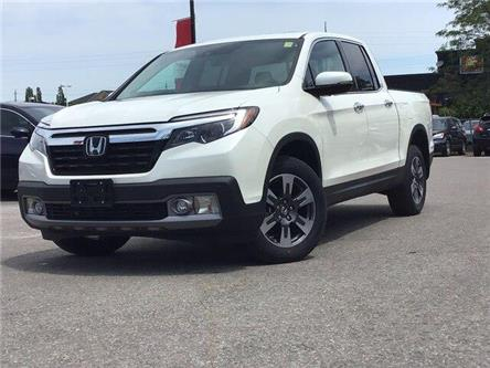 2019 Honda Ridgeline Touring (Stk: 191382) in Barrie - Image 1 of 21