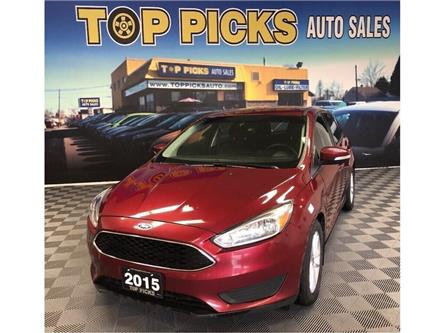 2015 Ford Focus SE (Stk: 297130) in NORTH BAY - Image 1 of 27