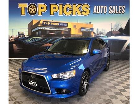 2015 Mitsubishi Lancer SE (Stk: 601020) in NORTH BAY - Image 1 of 27