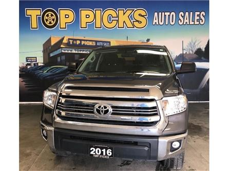 2016 Toyota Tundra SR5 (Stk: 521619) in NORTH BAY - Image 1 of 27