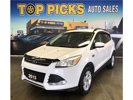 2015 Ford Escape SE (Stk: A47200) in NORTH BAY - Image 1 of 12
