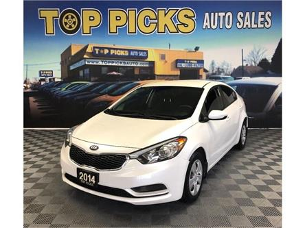 2014 Kia Forte LX (Stk: 081213) in NORTH BAY - Image 1 of 27