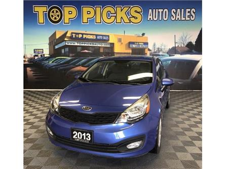 2013 Kia Rio EX (Stk: 127313) in NORTH BAY - Image 1 of 26