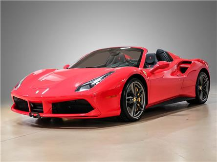 2018 Ferrari 488 Spider Base (Stk: U4376) in Vaughan - Image 1 of 24