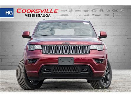 2020 Jeep Grand Cherokee Laredo (Stk: LC157287) in Mississauga - Image 2 of 17