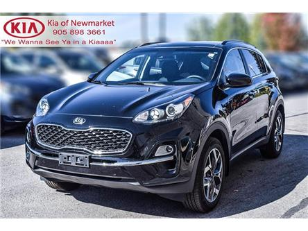 2020 Kia Sportage EX (Stk: P0996) in Newmarket - Image 1 of 20