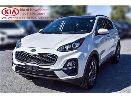 2020 Kia Sportage EX (Stk: P0998) in Newmarket - Image 1 of 21