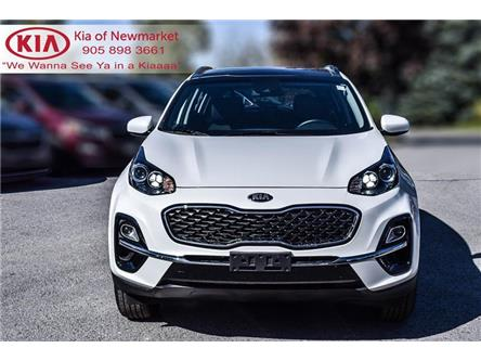 2020 Kia Sportage EX (Stk: P0998) in Newmarket - Image 2 of 21