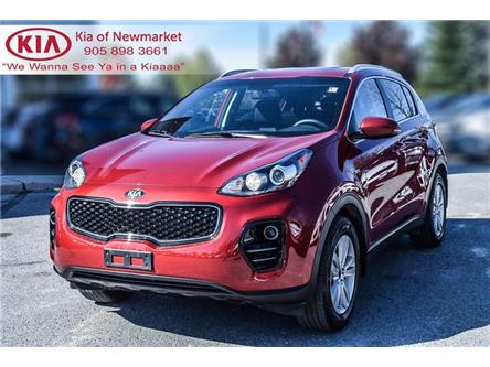 2019 Kia Sportage LX (Stk: P1038) in Newmarket - Image 1 of 19