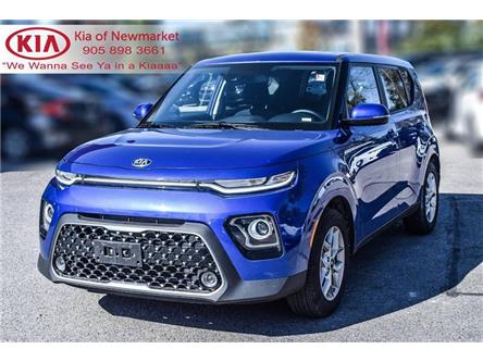 2020 Kia Soul EX (Stk: P1043) in Newmarket - Image 1 of 21