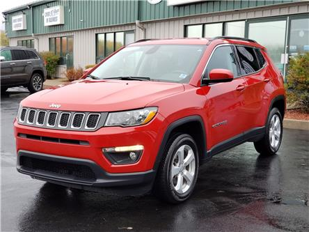 2018 Jeep Compass North (Stk: 10573) in Lower Sackville - Image 1 of 14