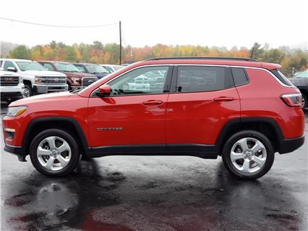 2018 Jeep Compass North (Stk: 10573) in Lower Sackville - Image 2 of 14