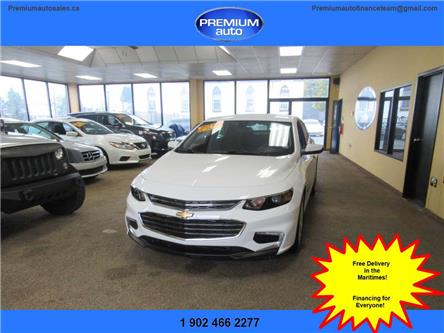 2018 Chevrolet Malibu LT (Stk: 248999) in Dartmouth - Image 1 of 19