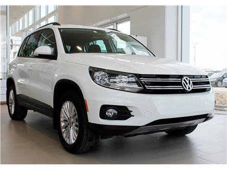 2016 Volkswagen Tiguan Special Edition (Stk: V7333) in Saskatoon - Image 1 of 23