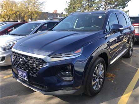 2019 Hyundai Santa Fe Preferred 2.4 (Stk: OP10527) in Mississauga - Image 1 of 9