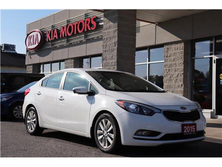 2015 Kia Forte LX+ Winter Edition (Stk: P0023) in Cobourg - Image 1 of 22