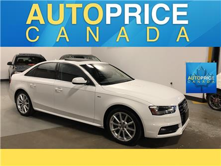 2015 Audi A4 2.0T Progressiv plus (Stk: W0655) in Mississauga - Image 1 of 27
