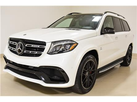 2019 Mercedes-Benz AMG GLS 63 Base (Stk: UC1511) in Calgary - Image 1 of 28