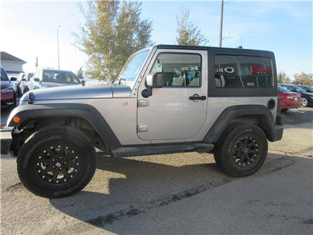 2014 Jeep Wrangler Sport (Stk: 9707) in Okotoks - Image 1 of 20