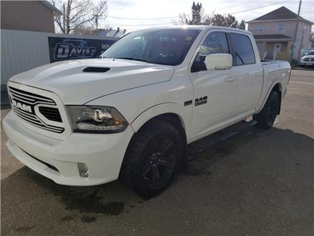 2018 RAM 1500 Sport (Stk: 16047) in Fort Macleod - Image 1 of 20