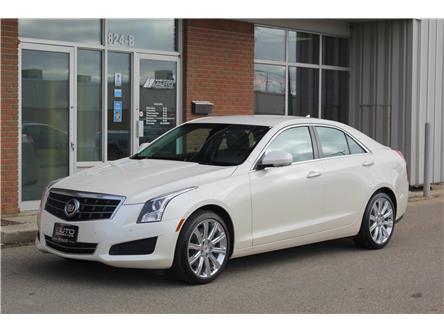 2014 Cadillac ATS 2.0L Turbo Luxury (Stk: 107789) in Saskatoon - Image 1 of 24