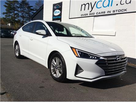 2020 Hyundai Elantra Preferred (Stk: 191594) in Richmond - Image 1 of 20