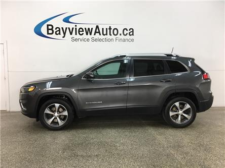 2019 Jeep Cherokee Limited (Stk: 35658W) in Belleville - Image 1 of 25