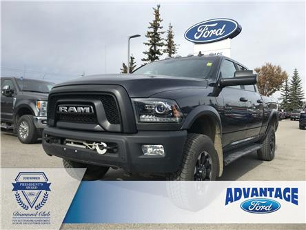 2018 RAM 2500 Power Wagon (Stk: K-1556A) in Calgary - Image 1 of 19
