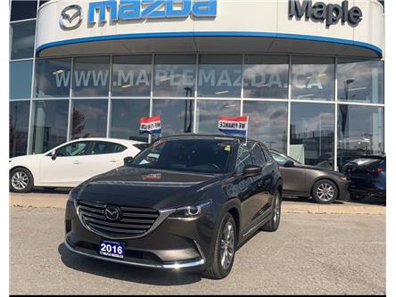 2016 Mazda CX-9 GT (Stk: P-1235) in Vaughan - Image 1 of 23