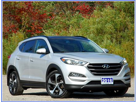 2016 Hyundai Tucson Limited (Stk: OP3914) in Kitchener - Image 1 of 16