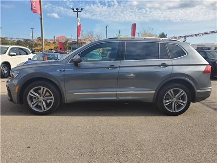 2019 Volkswagen Tiguan Highline (Stk: HC2544A) in Mississauga - Image 2 of 27