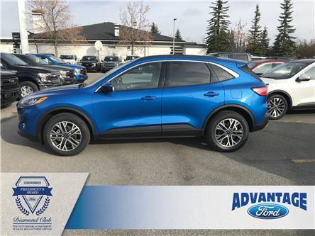 2020 Ford Escape SEL (Stk: L-025) in Calgary - Image 2 of 5