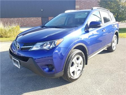2014 Toyota RAV4 LE (Stk: U01484) in Guelph - Image 1 of 23