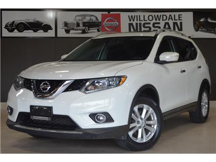 2014 Nissan Rogue SV (Stk: C35293) in Thornhill - Image 1 of 29