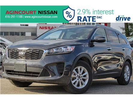 2019 Kia Sorento 2.4L LX (Stk: U12644R) in Scarborough - Image 1 of 20