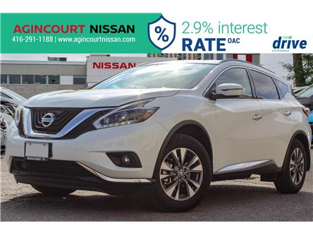 2018 Nissan Murano SV (Stk: U12659) in Scarborough - Image 1 of 28