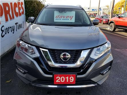 2019 Nissan Rogue SV (Stk: 19-703) in Oshawa - Image 2 of 17