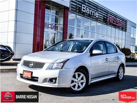 2012 Nissan Sentra 2.0 SL (Stk: P4608A) in Barrie - Image 1 of 26
