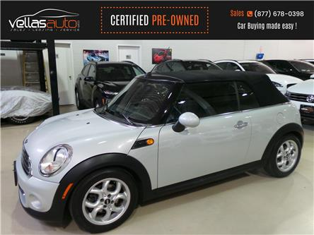 2013 MINI Convertible Cooper (Stk: TI9492) in Vaughan - Image 1 of 24