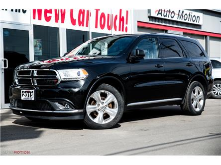 2015 Dodge Durango Limited (Stk: 191177) in Chatham - Image 1 of 30