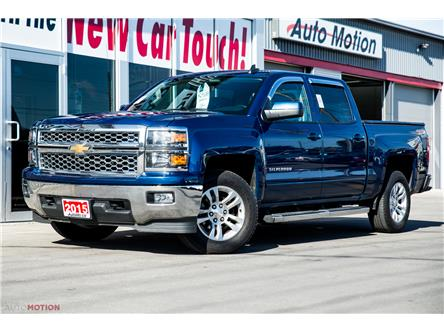 2015 Chevrolet Silverado 1500  (Stk: 191188) in Chatham - Image 1 of 27