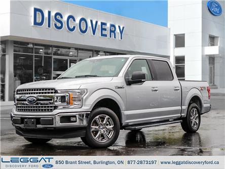 2019 Ford F-150 XLT (Stk: F19-05715) in Burlington - Image 1 of 20