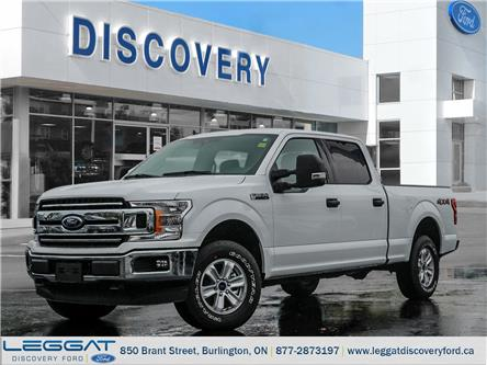 2019 Ford F-150 XLT (Stk: F19-08246) in Burlington - Image 1 of 20