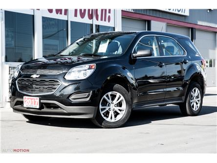 2017 Chevrolet Equinox LS (Stk: 191186) in Chatham - Image 1 of 25